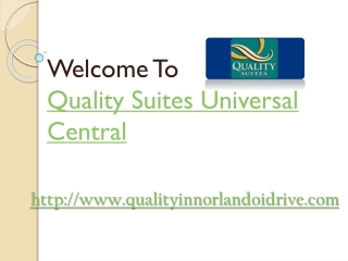 Quality suites orlando convention center