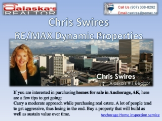 Home Buying Tips and Tricks| Chris Swires - RE/MAX Dynamic P