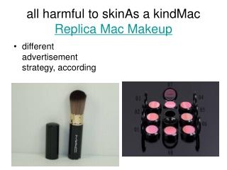 Replica Mac Makeup Wholesale