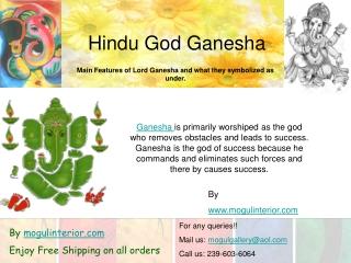 Buy Ganesh Statue Online