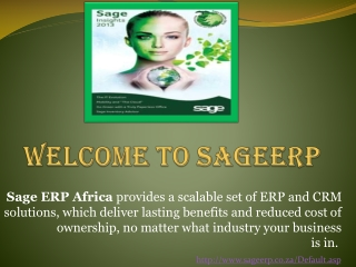 software erp -sageerp