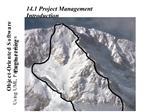 14.1 Project Management Introduction