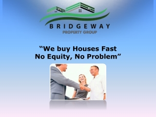 Short Sale by Bridgeway Property Group
