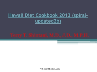 Hawaii Diet Cookbook 2013 (spiral- updated2b)12