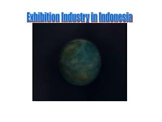 Exhibition Industry in Indonesia