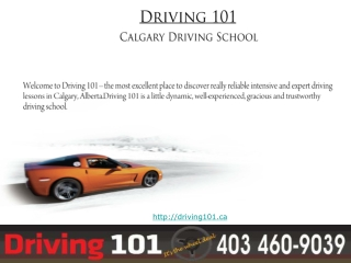 A Government Approved Driving School in Calgary