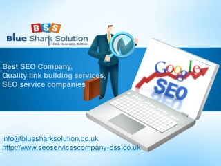 SEO Ranking Services-Becoming an Essential Part of Online Ma
