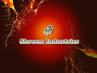 shreem industries : pigments, high performance pigments