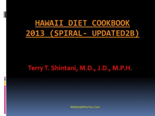 Hawaii Diet Cookbook 2013 (spiral- updated2b)14