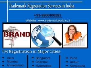 Brief Summary About Trademark Registration And Benefits