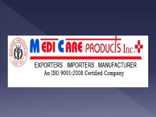 Diagnostic Equipment Manufacturers