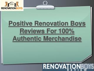 positive renovation boys reviews