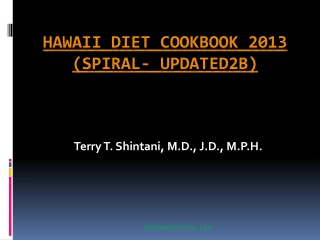 Hawaii Diet Cookbook 2013 (spiral- updated2b)16