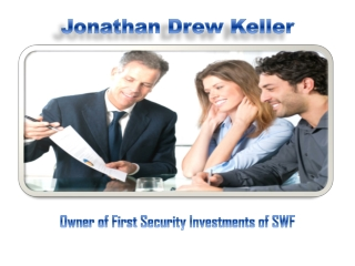 Jonathan Drew Keller