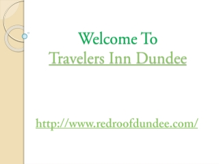 Redroof Inn Dundee