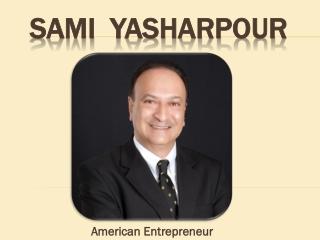 Sami Yasharpour