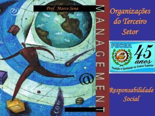 Prof. Marco Ant nio Sena, Msc