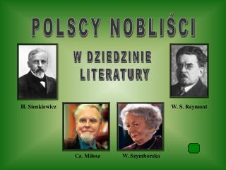 POLSCY NOBLISCI