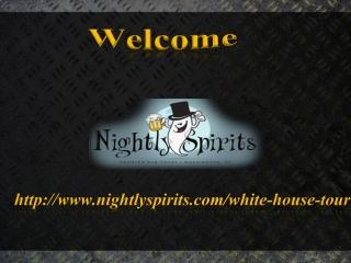 Ghost Tours Washington Dc