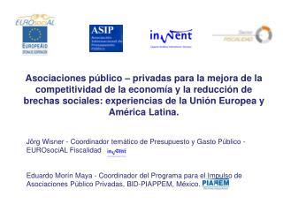 Asociaciones p blico   privadas para la mejora de la competitividad de la econom a y la reducci n de brechas sociales: e
