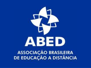 Associa  o Brasileira de  Educa  o a Dist ncia - ABED