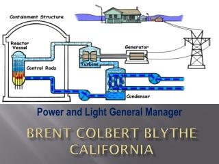 Brent Colbert Blythe California
