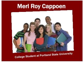 Merl Roy Cappoen