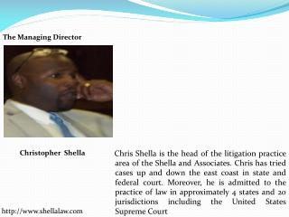 Christopher Shella