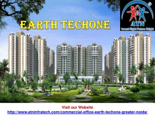 Fully furnished office space Earth  Techone  91 -9015112000