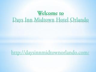 Days Inn Walt disney world