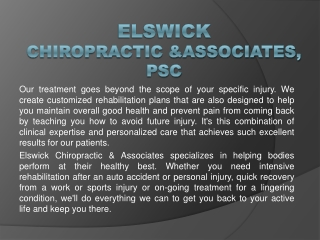 elswickchiropractic