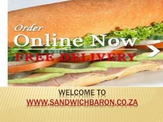 Platter sandwichbaron