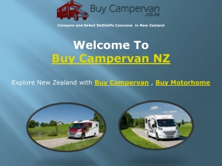 Dethleffs Campervans, Buy Motorhome - Acacia Buy Campervan N