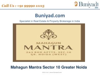 Mahagun Mantra | Buniyad.com | 9999011115