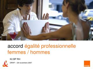 Accord  galit  professionnelle femmes