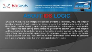 IDS Logic - SEO Services India