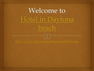 Daytona Beach Shores cheap hotels