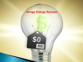 Amigo Energy Reviews