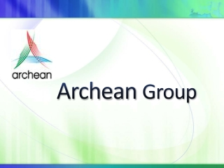 Fertilizer Exporters in India - Archean Group