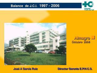 Almagro Octubre  2006