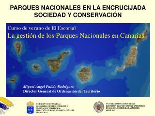 La red Natura 2000 y las cavidades volc