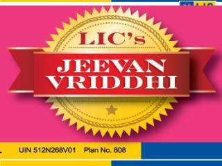 LIC s Jeevan Vriddhi-808