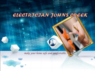 Electrician Johns Creek