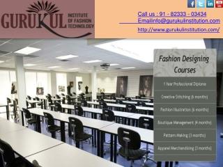 Fashion Designing in Jaipur