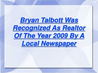 bryan talbott - certified property manager