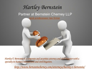 Hartley Bernstein