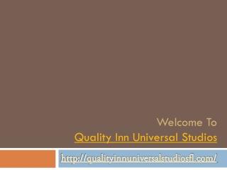 Quality Inn Convention Center Orlando