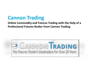 Gold Futures Trading