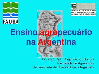 Ensino agropecu rio na Argentina
