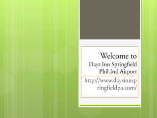 Phil. Intl Airport hotel deals